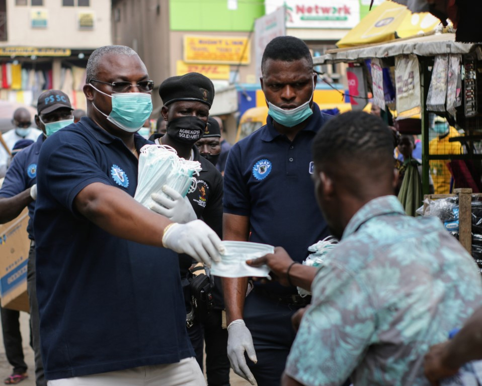 Primero Transport Services LTD distributes 10,000 masks in Covid-19 fight